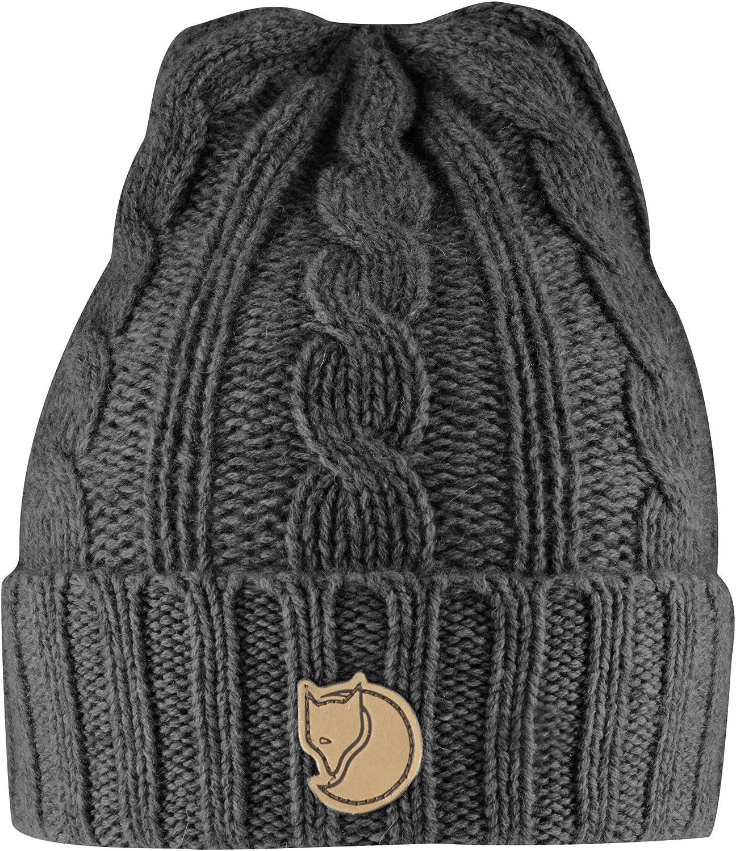 one size Grey Fjällräven Re Wool Hat Strickmütze