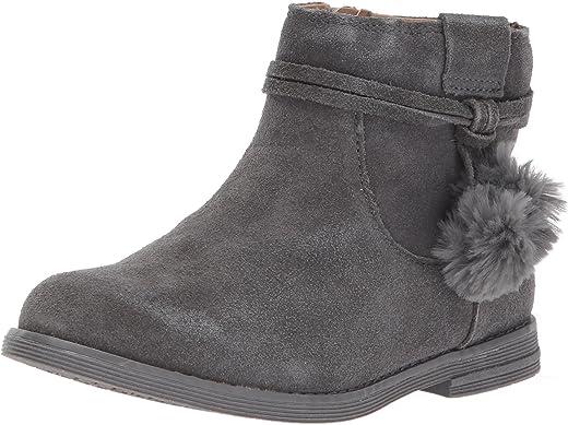 حذاء طويل للكاحل للفتيات من الجنسين مطبوع عليه Hanna Andersson