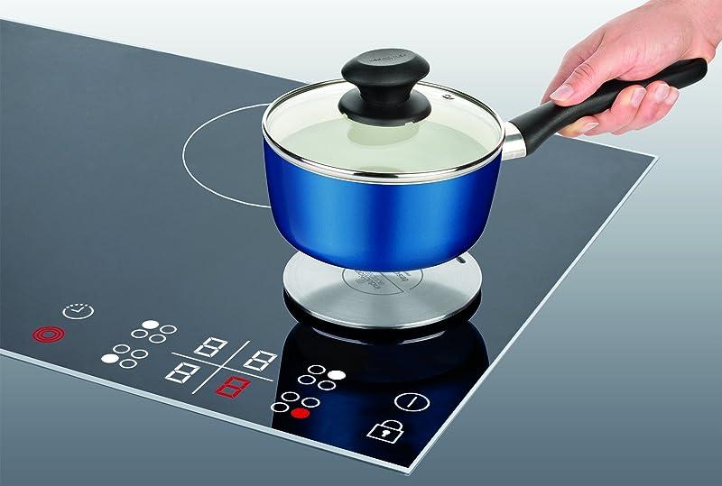 81ZDPtUVvAL. SL800  Tescoma Presto, disco adattatore per piani cottura ad induzione da 21 cm (cod. 420946) e 17 cm (cod. 420945)