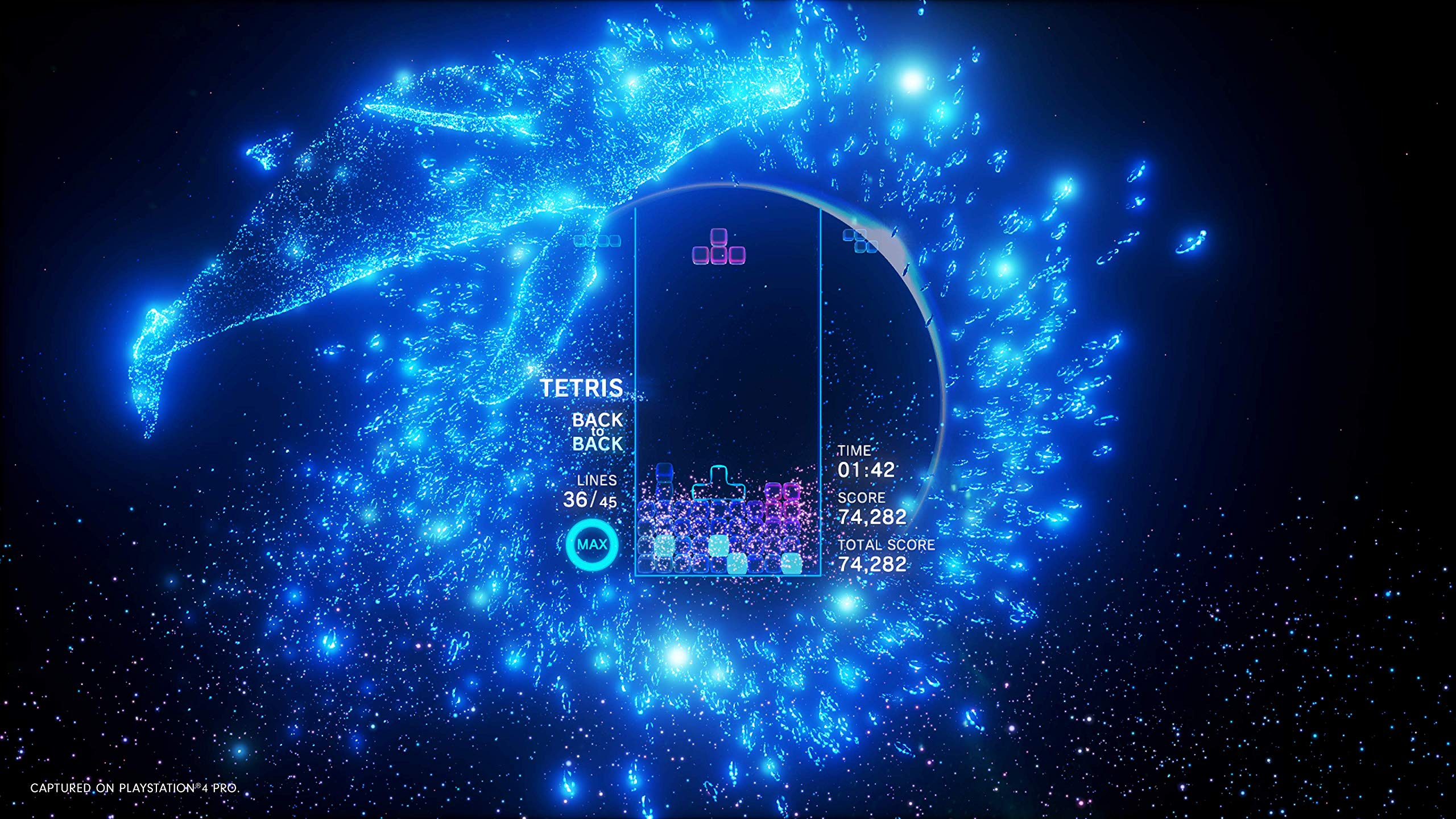 Tetris Effect - PlayStation 4 by Sony (Image #1)