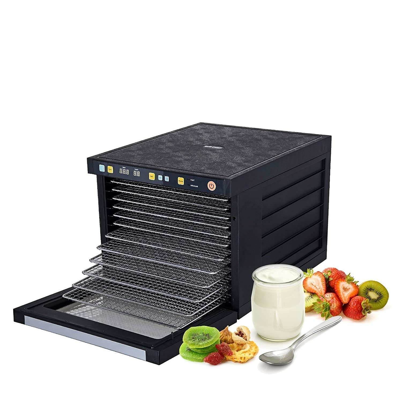 BioChef Savana Food Dehydrator Machine BPA FREE Stainless Steel Trays