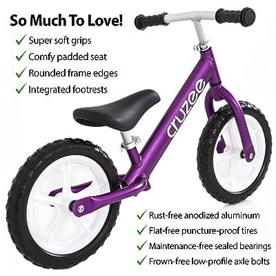 Cruzee UltraLite Balance Bike