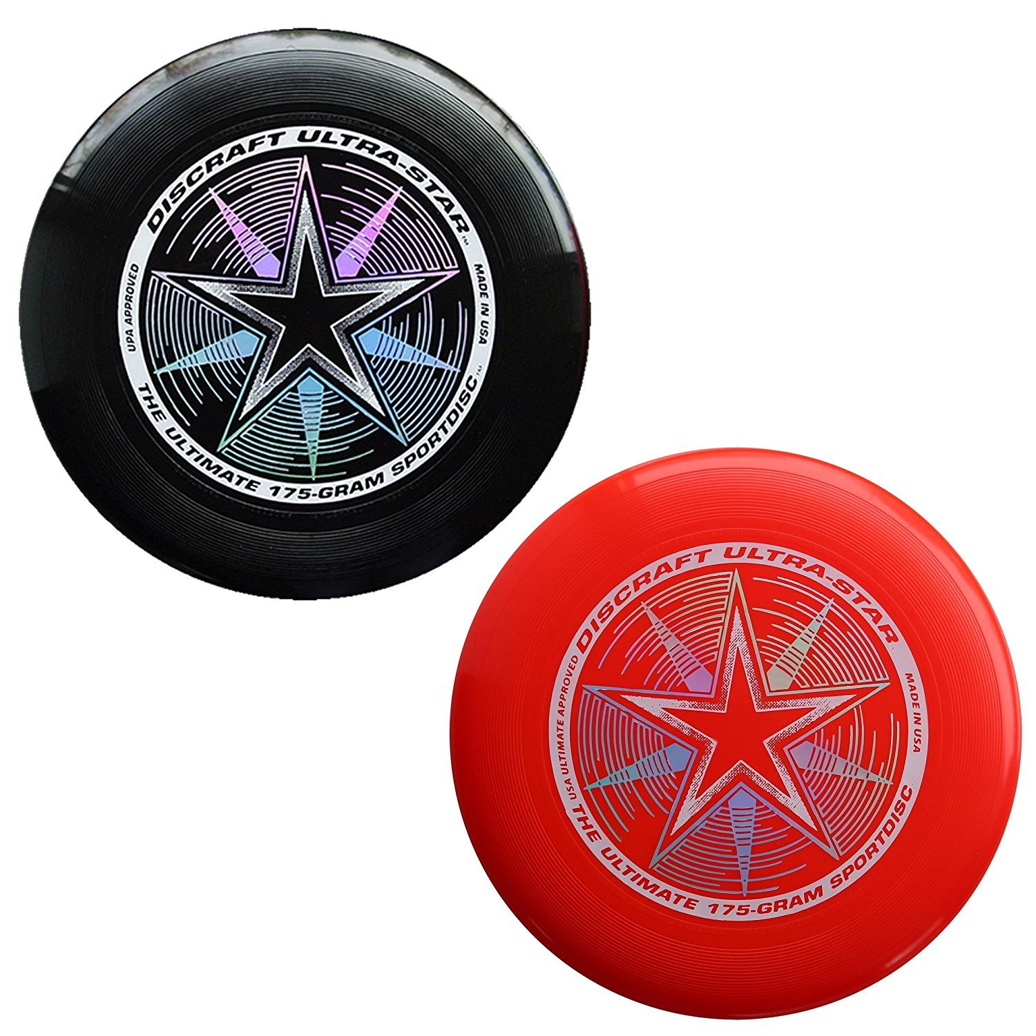 Discraft 175 gram Ultra Star Sport Disc. by Discraft