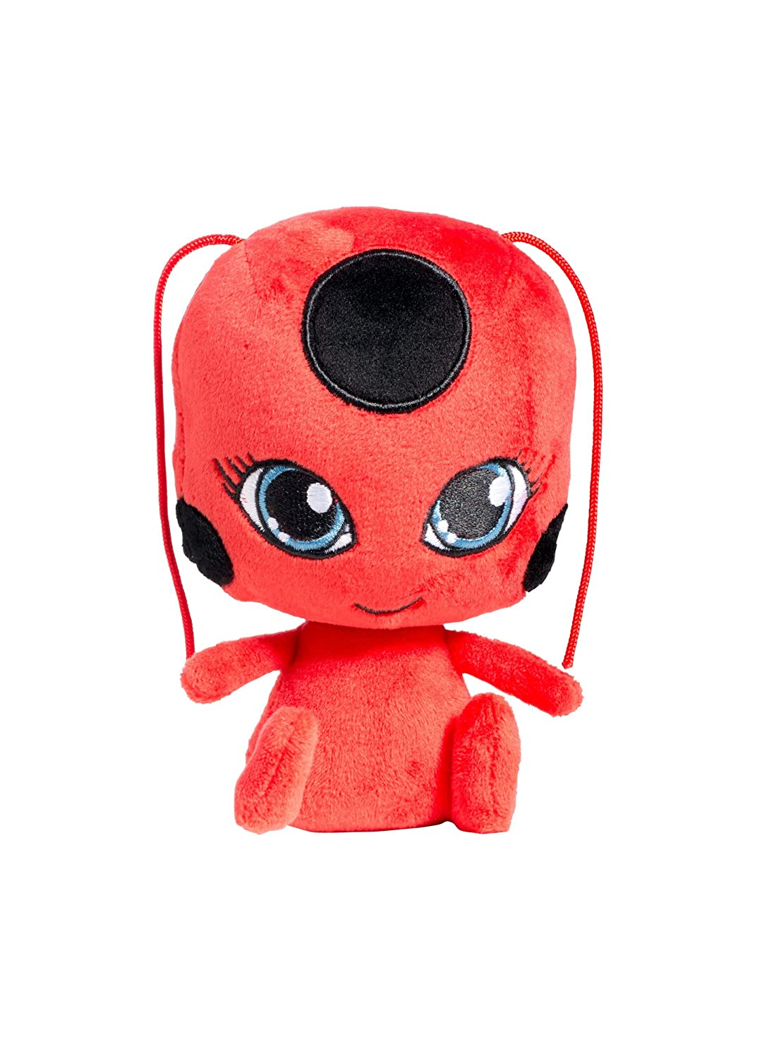 Miraculous 6-Inch Plush Tikki Bandai America Incorporated 39831