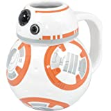 Star Wars BB-8 3D Ceramic Mug in Box