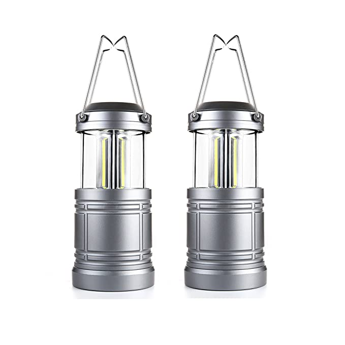 Review 2 Pack Camping Lantern