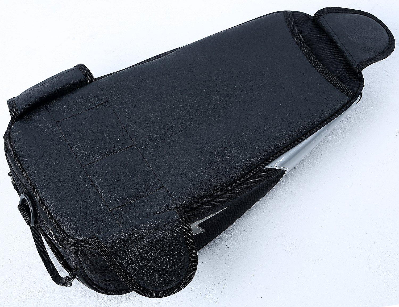 4333028761 Black Extremeworld Motorcycle Tank Bag #B9109