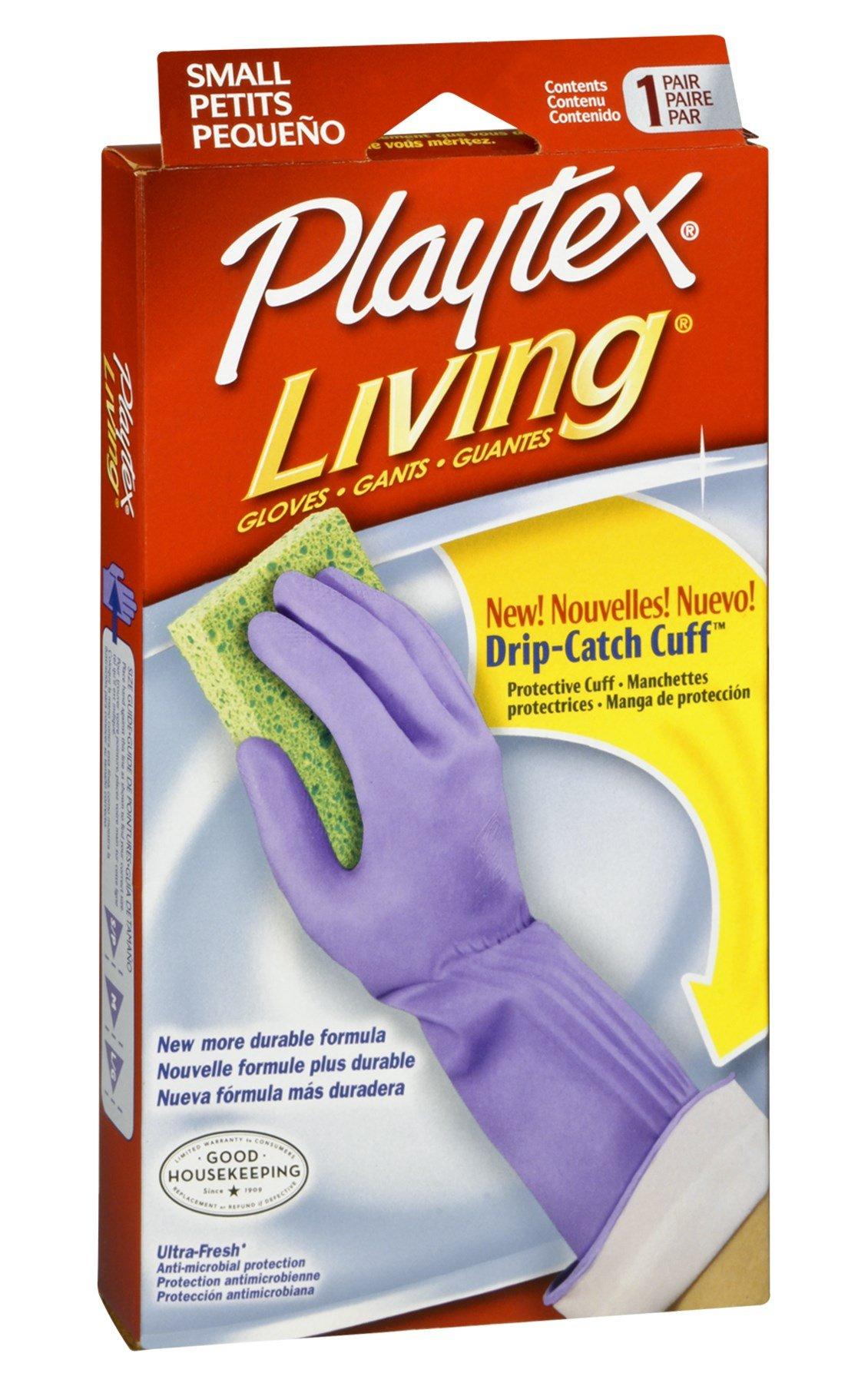 Playtex Prod 06306 Living Small Household Rubber Glove