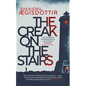 The Creak on the Stairs (Forbidden Iceland Book 1)