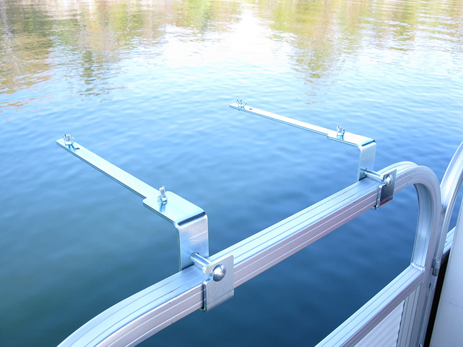 Arnall's Pontoon Grill Bracket Set