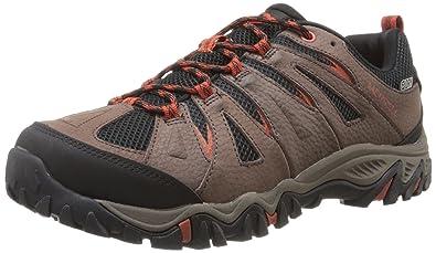 Merrell Men's Mojave Waterproof Hiking Shoe, Bracken, ...