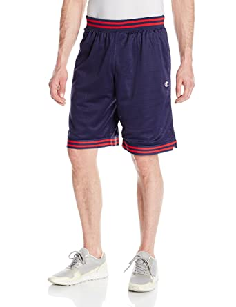 698ac9784f0bbb Amazon.com  Champion LIFE Men s Rec Mesh Short  Clothing