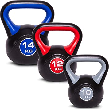 C.P.Sports - Pesa Rusa (Vinilo, 2 kg, 3 kg, 4 kg