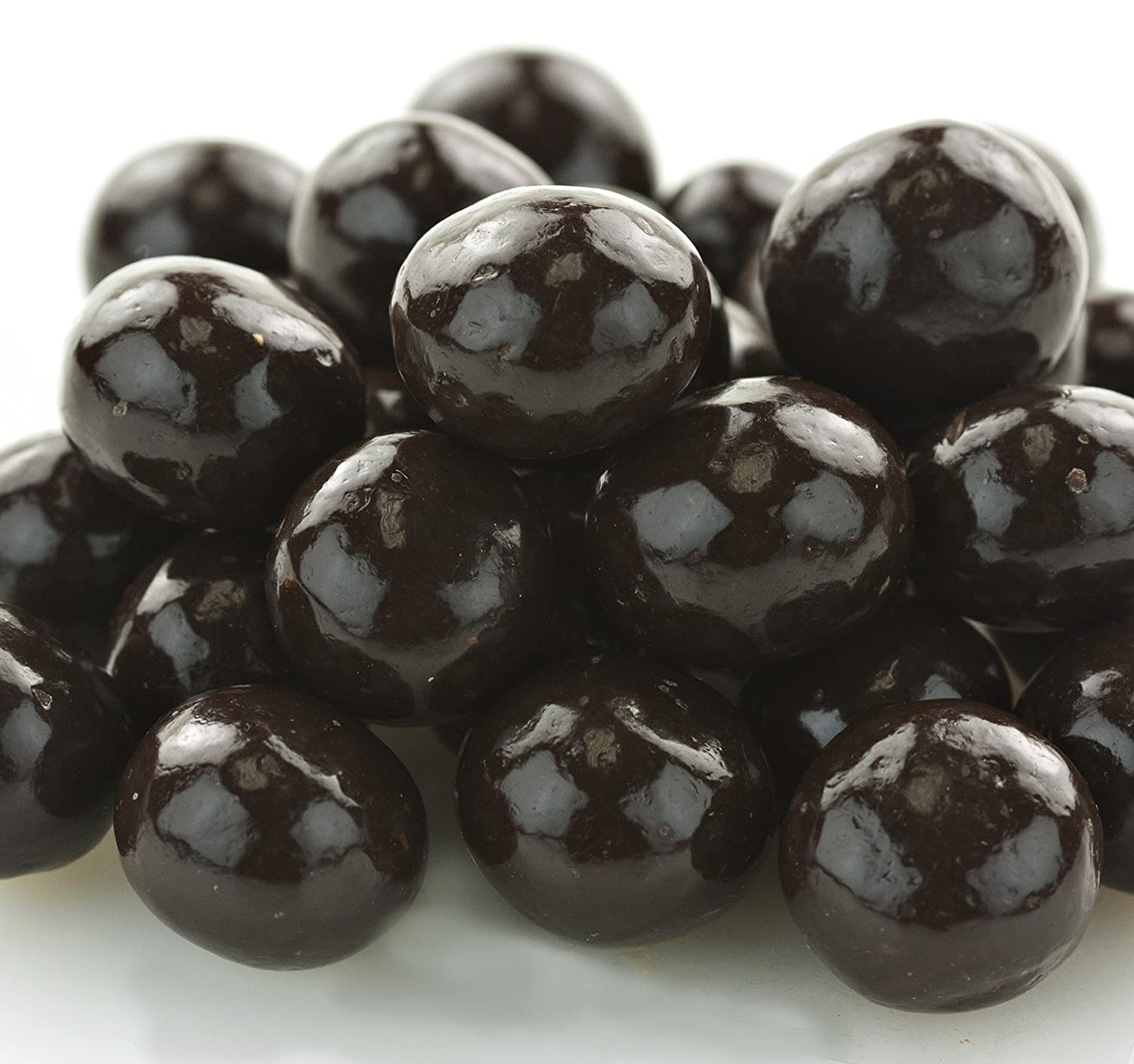 Amazon.com : Bulk Dark Chocolate-Covered Malt Balls, 1.5 Lb. Bag ...