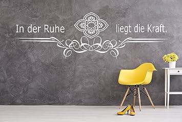 a-pk116 Wandtattoo Schlafzimmer Wandtattoo Wohnzimmer Meditation ...
