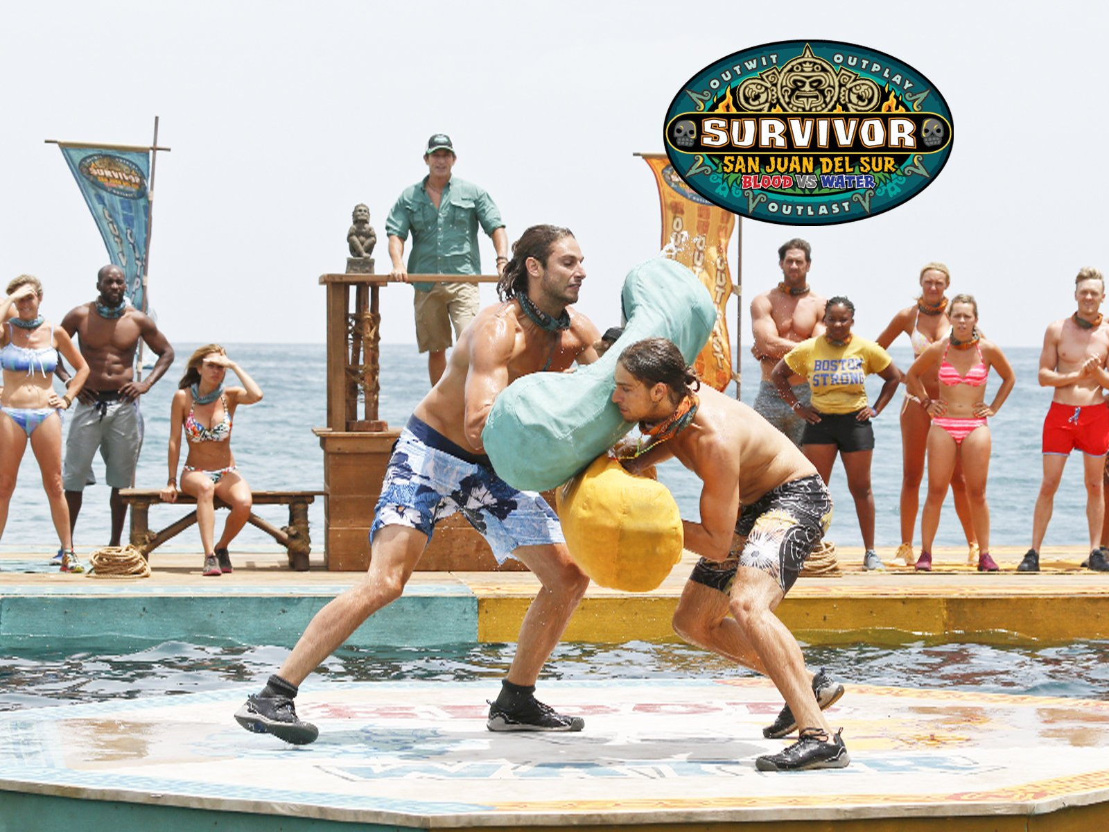 Amazon com: Watch Survivor, Season 29 (San Juan Del Sur) | Prime Video