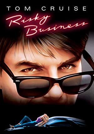 Amazon Com Risky Business Tom Cruise Rebecca De Mornay