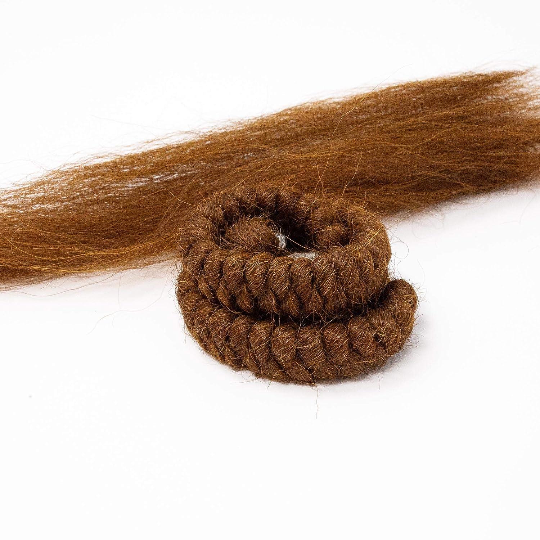 Details about  /Ben Nye Black Crepe Hair WH-22