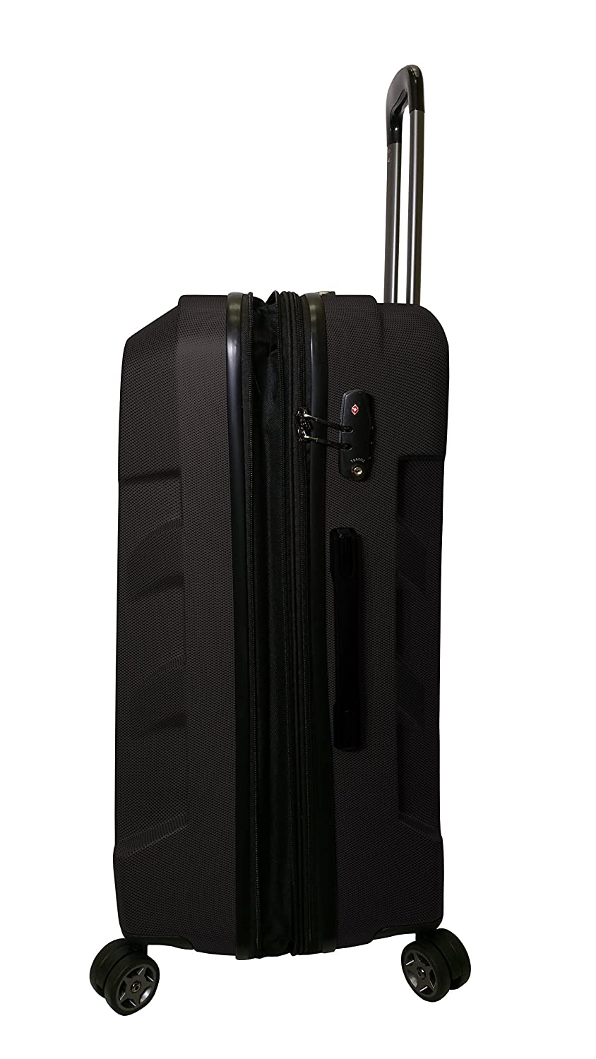 3 Piece Hard Shell Double Wheel Spinner Wisdom Luggage