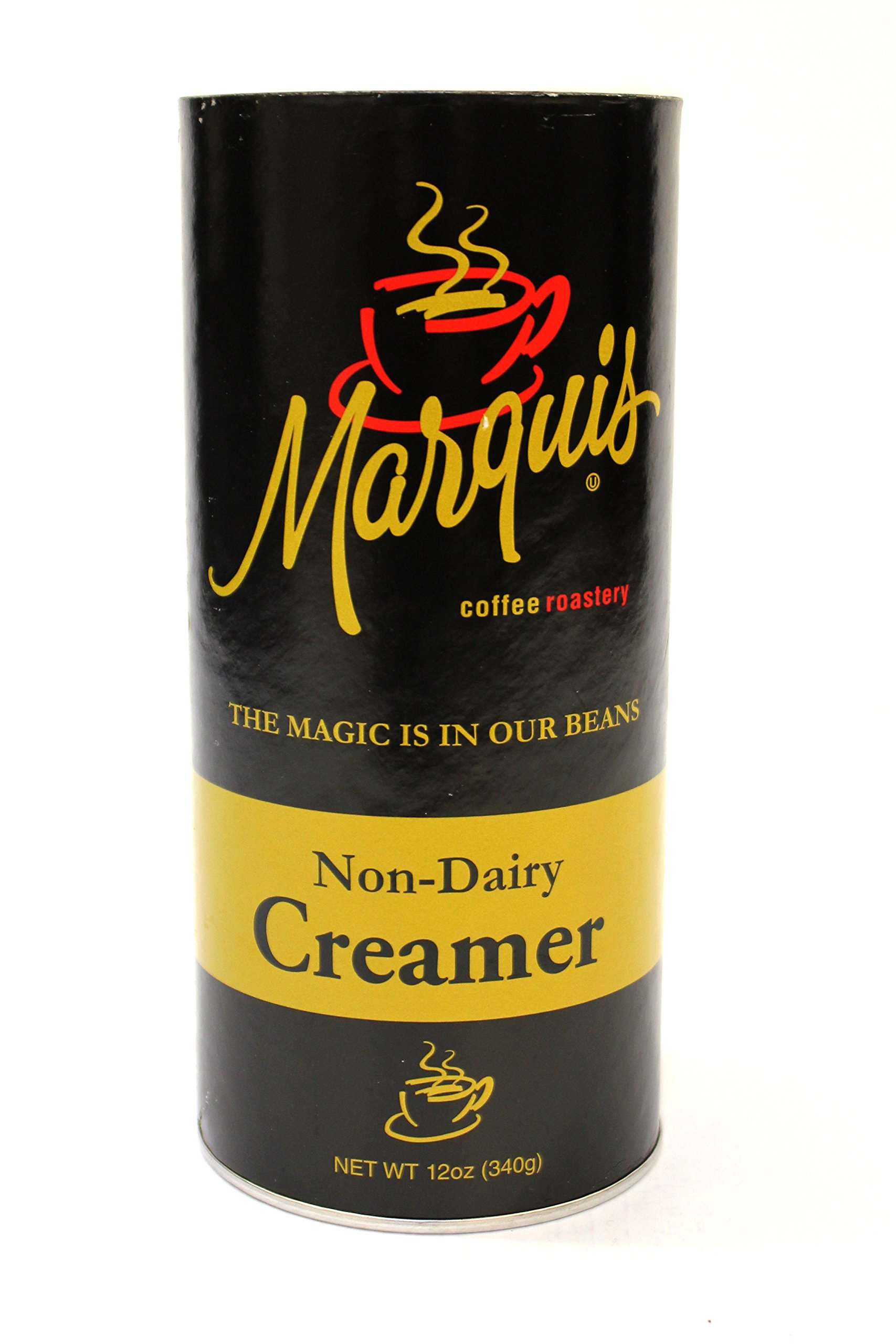 Marquis Creamer Canister 12oz by Marquis (Image #1)