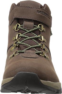 Merrell Boys Alpine Casual Boot WTRPF Bottes Chukka Gar/çon K