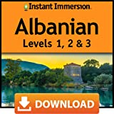 Instant Immersion Albanian Levels 1,2 & 3 [Online Code]