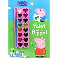 Peppa Pig Paint with Peppa! (Paint Palette Book)