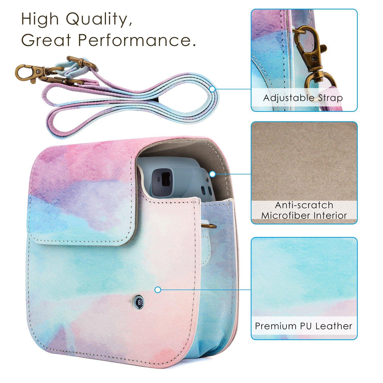 moko protective shoulder strap case camera bag for. Black Bedroom Furniture Sets. Home Design Ideas