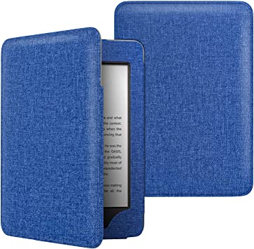 Protective and Form Fitting Case for All-New Kindle Cover for Kindle - Blue 8th Generation, 2016
