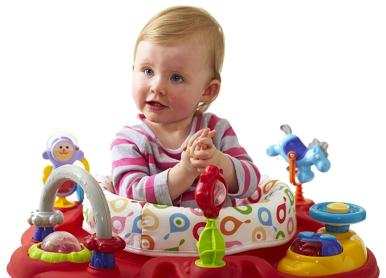 4385604f3 Mychild Twizzle Entertainer Activity Centre Brights  Amazon.co.uk  Baby