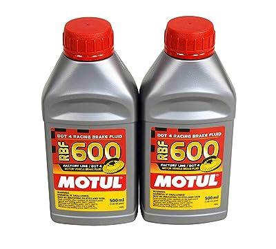 Motul Percent Synthetic Racing Brake Fluid