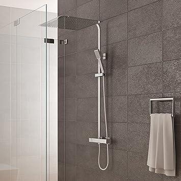 colonne de douche 40x40