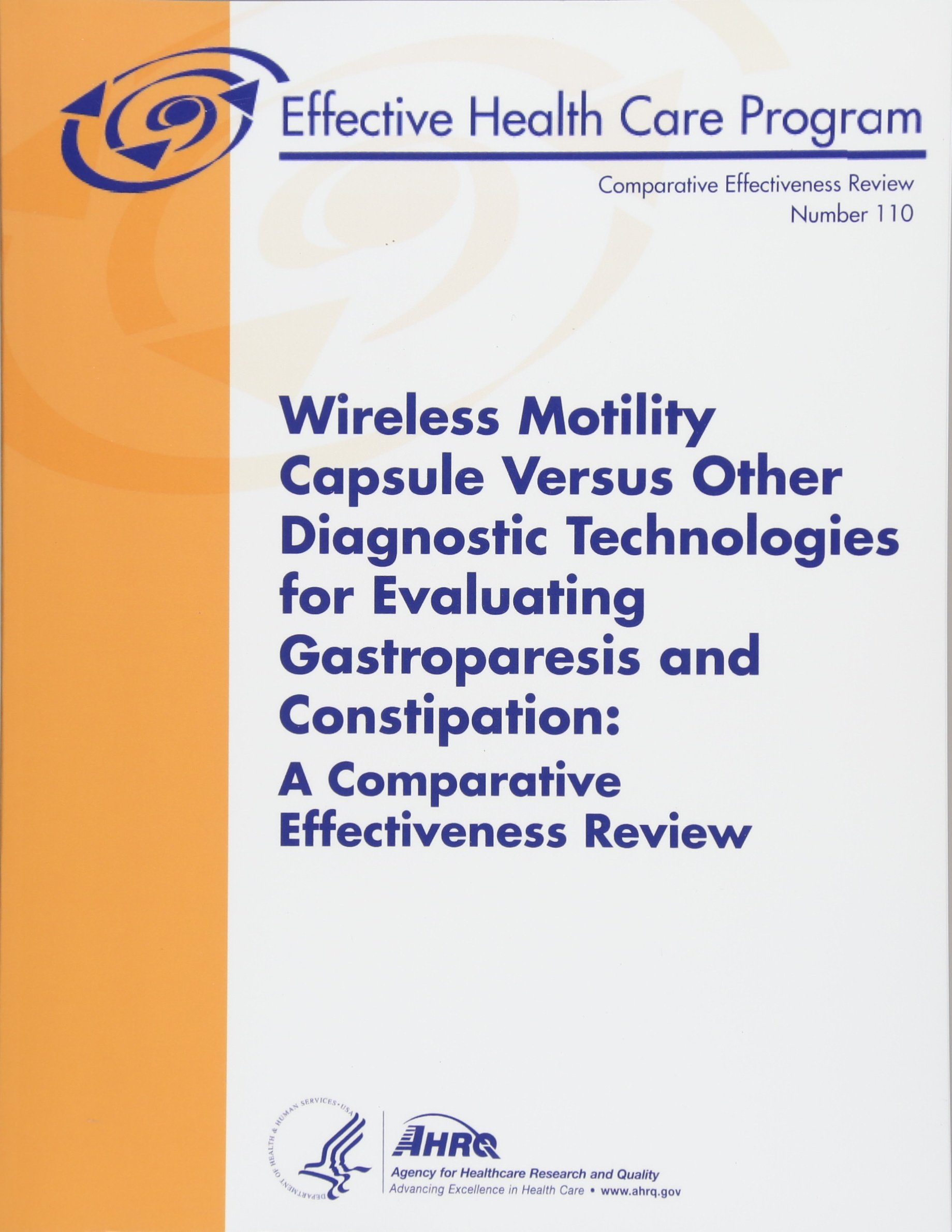 Wireless Motility Capsule Versus Other Diagnostic ...