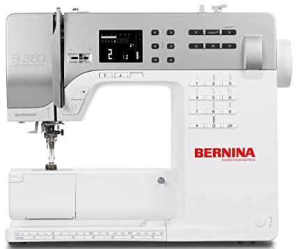 Amazon Bernina 40PE Sewing Machine With Shank Presser Feet Fascinating Bernina Sewing Machine Amazon