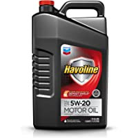 Havoline 5W-20 5-qt. Motor Oil