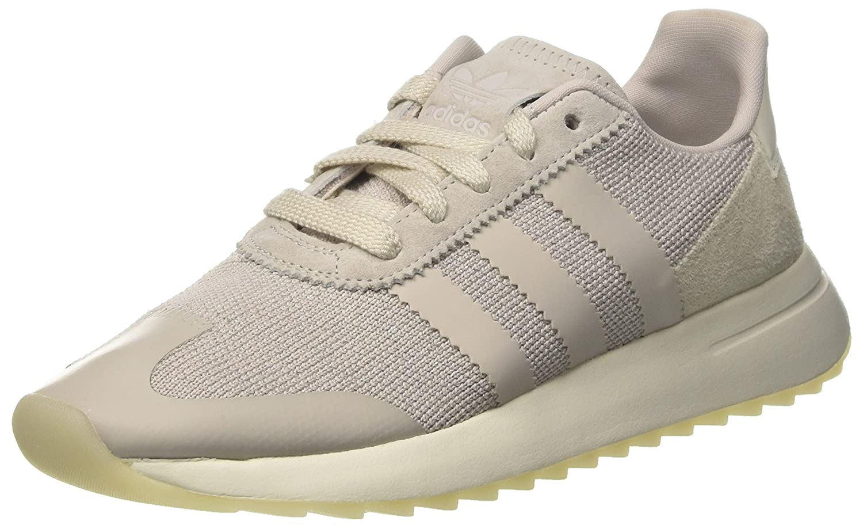 Adidas FLB W, Zapatillas de Deporte para Mujer 37.5 EU|Gris (Griper / Griper / Balcri)