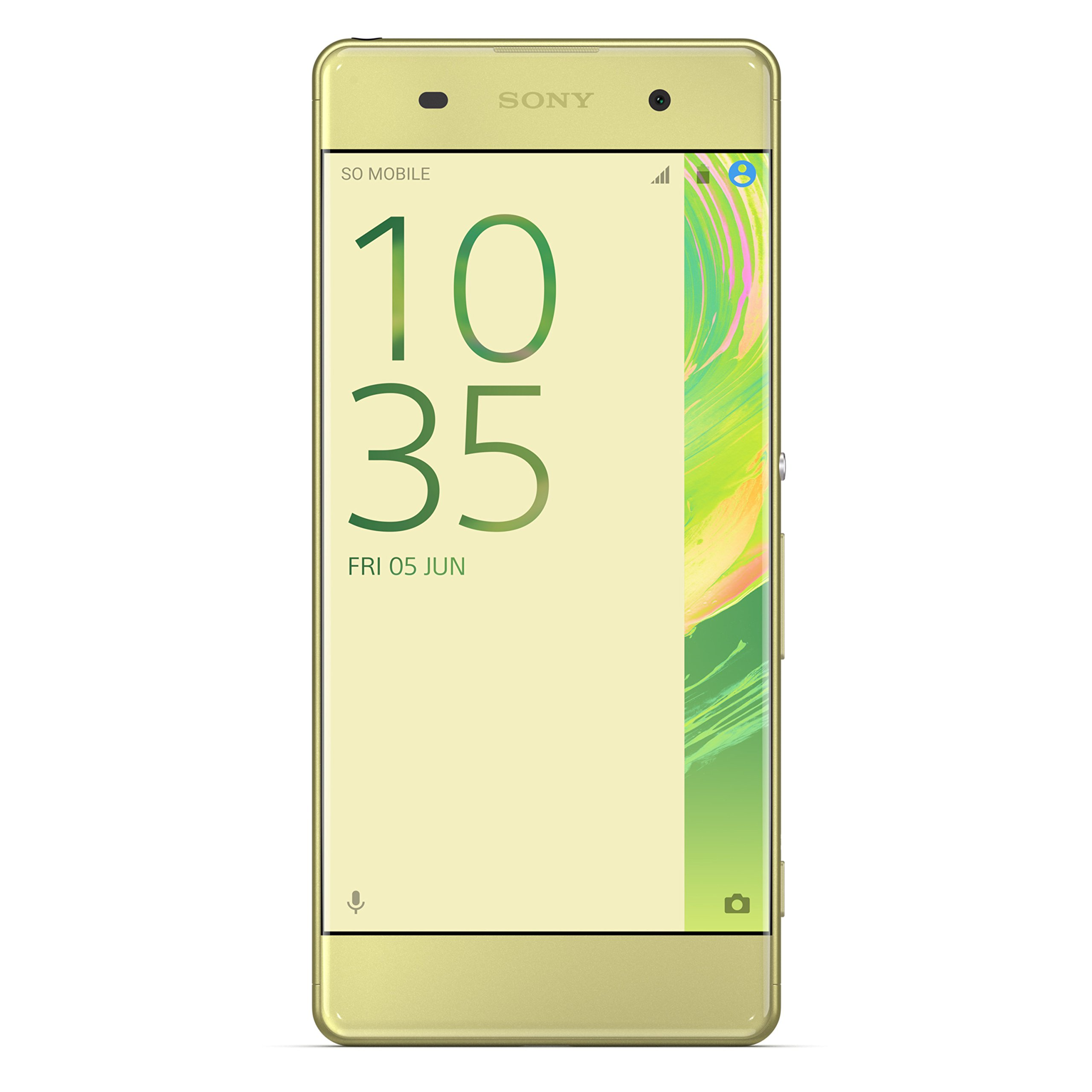 Sony Xperia XA Ultra F3213 16GB GSM 21MP Camera Phone - Lime Gold by Sony