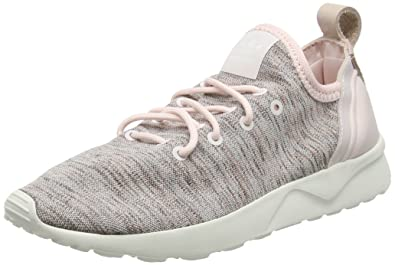 adidas Women s Zx Flux Adv Virtue Sock Training Running Shoes ... 88a146a3c