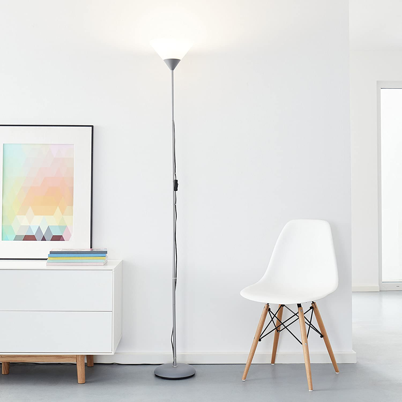 Klassischer LED Deckenfluter -
