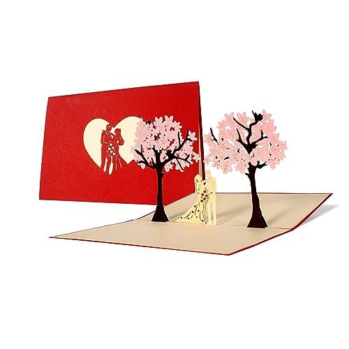Biglietto Auguri Matrimonio Elegante : Biglietto auguri matrimonio amazon