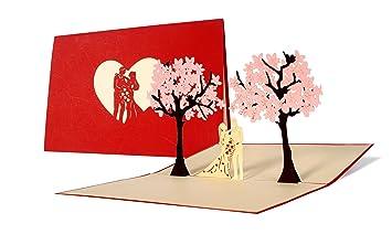 Hochzeitskarte Gluckwunsch Und Einladung Edel Elegant Originell