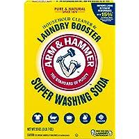 Arm & Hammer Super Washing Soda Detergent Cleaner 55oz Deals