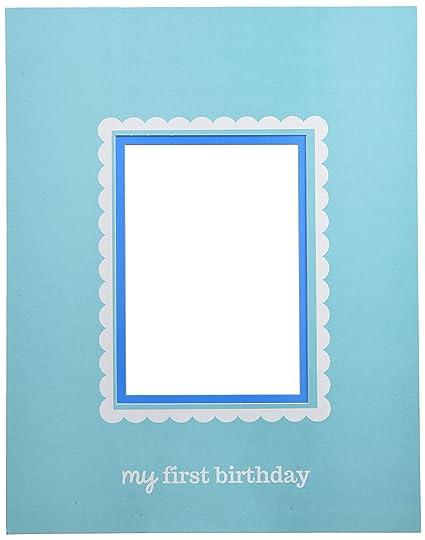 Amazon.com: Little Buddy Boys 1st fiesta de cumpleaños ...