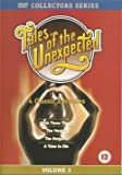Tales Of The Unexpected - Vol. 3 [DVD]