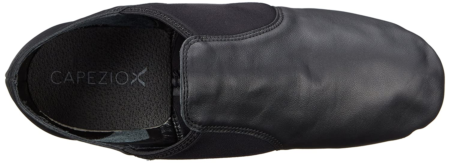 Capezio Women's EJ2 3.5 E-Series Jazz Slip-On B0017OJVPI 3.5 EJ2 W US|Black 51a2b5