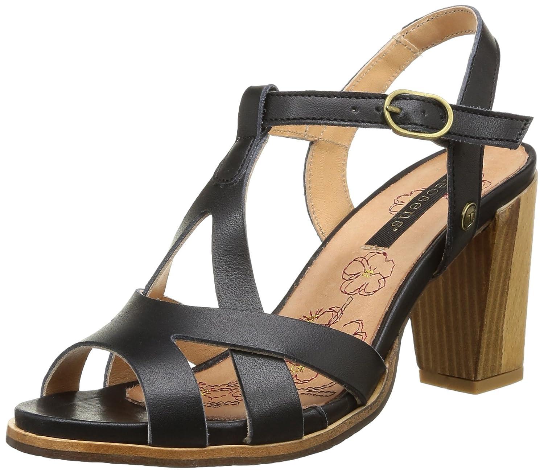 Neosens Gloria 193 - Zapatos de Vestir de cuero mujer 37 EU|Negro - Noir (Ebony)