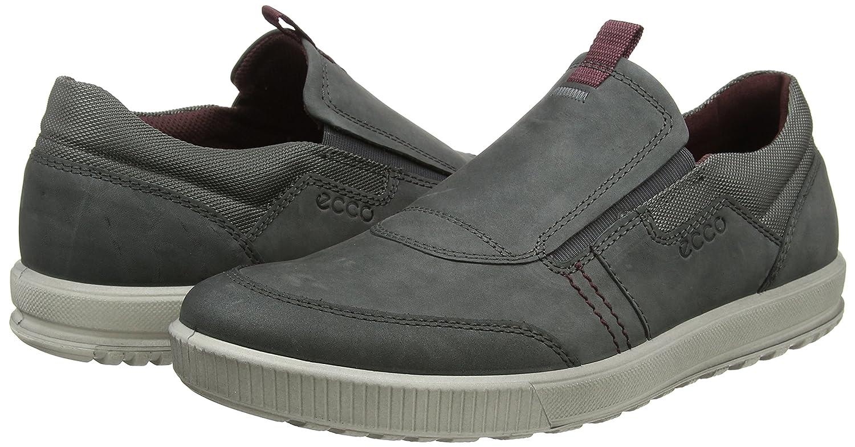 Ecco Herren Ennio Sneaker Grau Shadow) (Dark Shadow) Grau a313a0