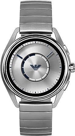32042d9a7c [エンポリオ アルマーニ]EMPORIO ARMANI 腕時計 MATTEO TOUCHSCREEN SMARTWATCH ART5006 メンズ 【 正規輸入品