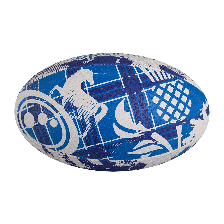 OPTIMUM Homme Nations Mini Ballon de Rugby Ecosse