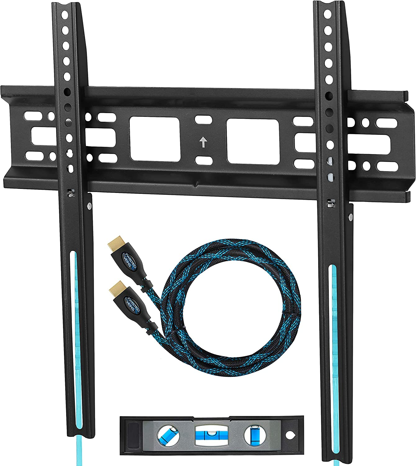 "Cheetah Mounts APFMSB Best TV Wall Mount Bracket for 20-55"" TVs"